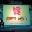 ESPNとロンドンオリンピック