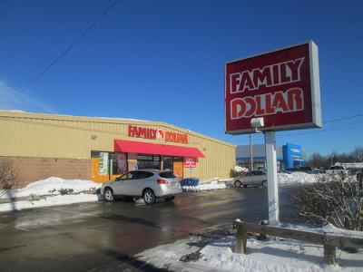 ファミリーダラーの店舗