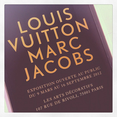 Louis Vutton Marc Jacobs
