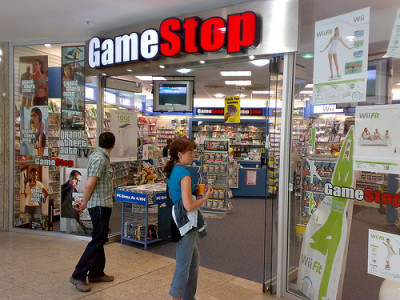 ゲームストップの店舗