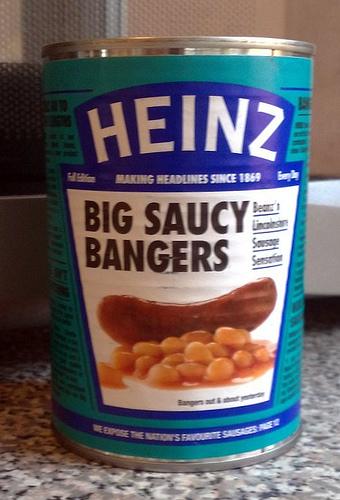 ハインツの缶詰