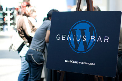 genius bar at wordbench