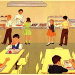 【831号】アメリカの学校でシェフを雇う食堂が増えている理由とは?