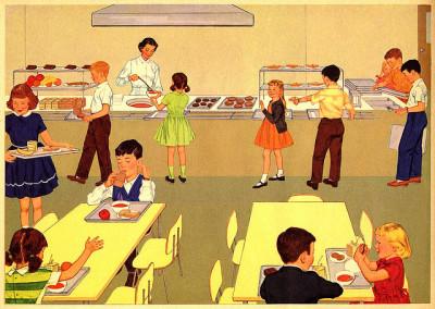 utopia cafeteria