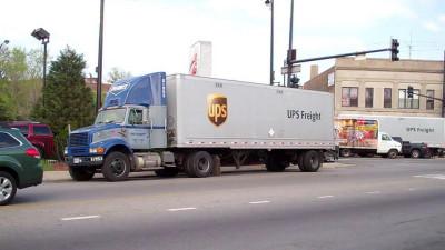 ups united parcel service