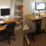 【870号】自動で昇降するオフィス机が教えてくれる、高くても欲しくなる機能とは?