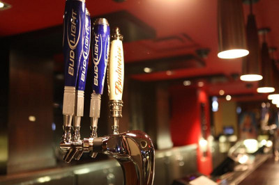 Bud Light Beer Tap
