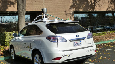 Google Self-driving car, Mountain View, CA