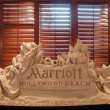 Marriot Sand Sculpture