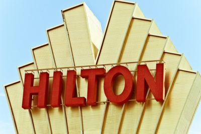 HILTON@las vegas