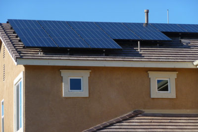 Solar City - Solar Install Day 4