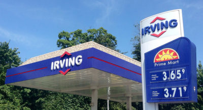 Irving Gas Station