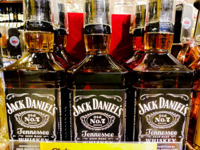 """""""If alcohol is a crutch, Jack Daniels is a wheelchair."""""""